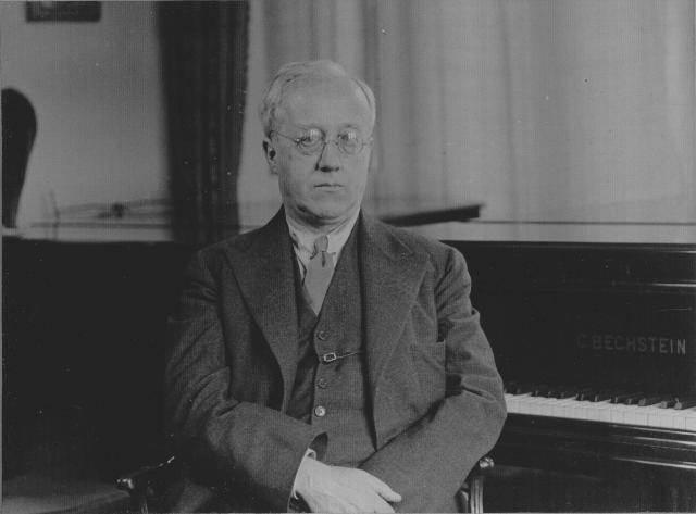 Examples List on Gustav Holst